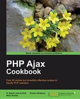PHP Ajax Cookbook PDF