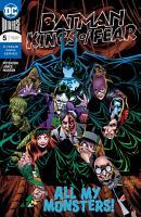 Batman  Kings of Fear  2018    5 PDF