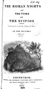 The Roman nights at the tomb of the Scipios. Transl