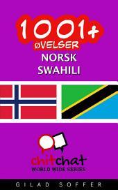 1001+ øvelser norsk - swahili