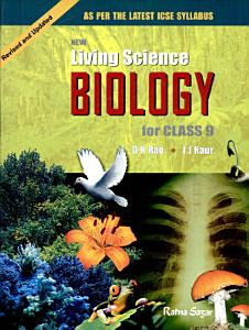 NEW Living Science BIOLOGY for CLASS 9 Book