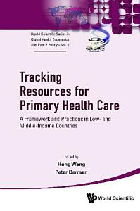 Tracking Resources For Primary Health Care  A Framework And Practices In Low  And Middle income Countries