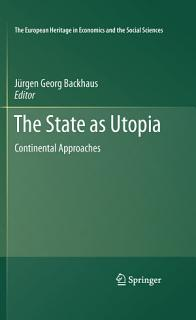 The State as Utopia Book