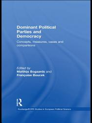 Dominant Political Parties and Democracy PDF