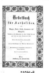 Gebetbuch für Katholiken
