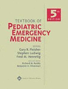 Textbook of Pediatric Emergency Medicine PDF