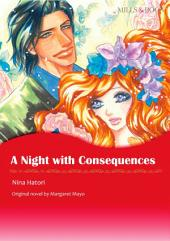 A NIGHT WITH CONSEQUENCES: Mills & Boon Comics