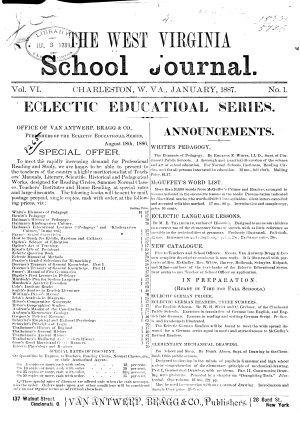 The West Virginia School Journal PDF