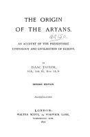 The Origin of the Aryans PDF