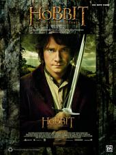 The Hobbit: An Unexpected Journey: Big Note Piano Sheet Music Selections from the Motion Picture