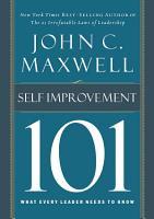Self Improvement 101 PDF