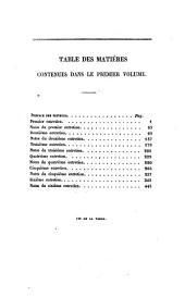 Les soirées de Saint-Pétersbourg: ou, Entretiens sur le gouvernement temporel de la Providence, suivies d'un traité sur les sacrifices, Volume6