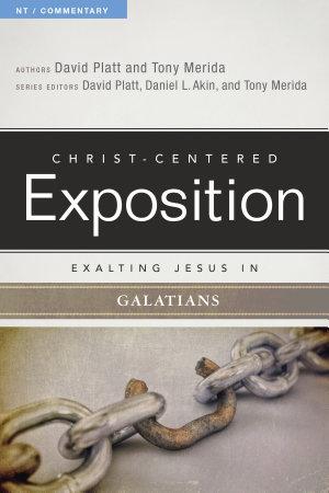 Exalting Jesus in Galatians PDF