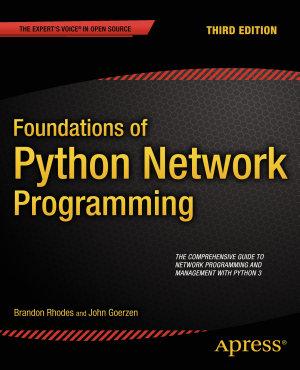 Foundations of Python Network Programming PDF