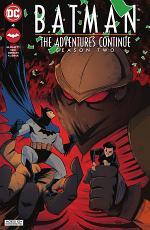 Batman: The Adventures Continue Season Two (2021-) #4