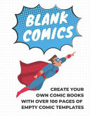 Blank Comics Large Blank Comic Book Templates Notebook For Drawing Comics Book PDF