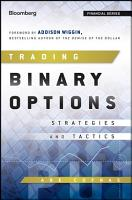 Trading Binary Options PDF