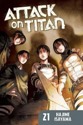 Attack on Titan: Volume 21