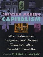 Creating Modern Capitalism PDF