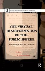The Virtual Transformation of the Public Sphere