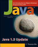 An Introduction to Object Oriented Programming with Java 1  5 Update with OLC Bi Card PDF