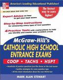 McGraw-Hill's Catholic High School Entrance Exams