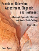 Functional Behavioral Assessment  Diagnosis  and Treatment PDF