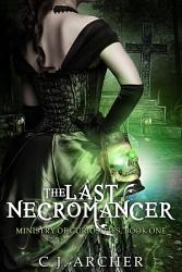 The Last Necromancer Book PDF