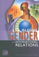 Gender and International Relations PDF