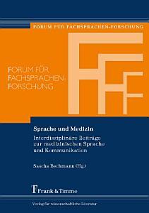 Sprache und Medizin PDF