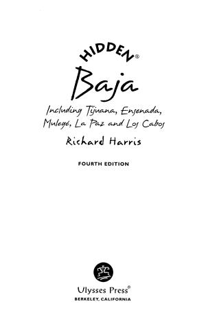 Hidden Baja PDF
