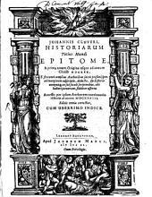 Historiarum totius mundi epitome
