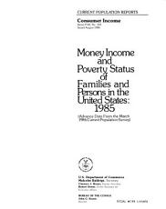 Money income and poverty status of families and persons in the United States PDF