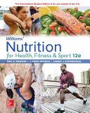 WILLIAMS NUTRITION for HEALTH  FITNESS AndSPORT