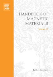 Handbook of Magnetic Materials: Volume 15