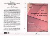 Analyse de l'activité et formation (revue savoir)