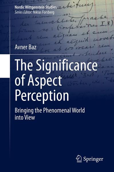 The Significance of Aspect Perception