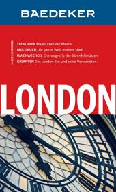 Baedeker Reiseführer London: Ausgabe 18