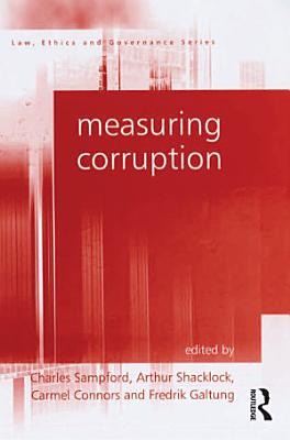 Measuring Corruption PDF