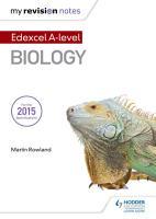 My Revision Notes  Edexcel A Level Biology B PDF