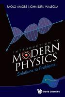 Introduction to Modern Physics PDF