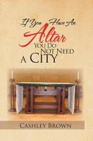 IF YOU HAVE AN ALTAR  YOU DO NOT NEED A CITY PDF