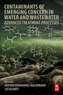 Contaminants of Emerging Concern in Water and Wastewater