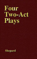 Four Two-act Plays