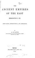 The Ancient Empires of the East PDF