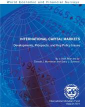 International Capital Markets, August 2001