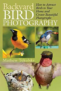 Backyard Bird Photography Book