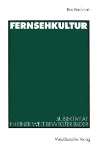 Fernsehkultur PDF