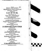 De Satanae in salutis negotio kakozēlia