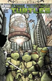 Teenage Mutant Ninja Turtles: Turtles in Time #4